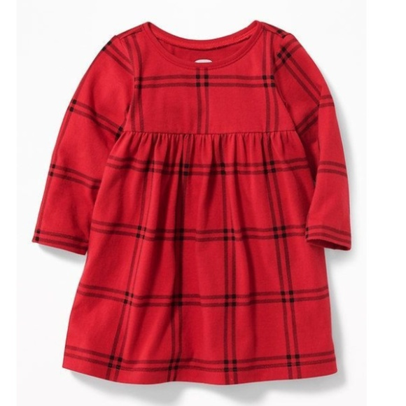 Old Navy Other - *5 FOR $30* Old Navy || Jersey Babydoll Dress